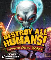 Destroy All Humans 3: Crypto Does Vegas