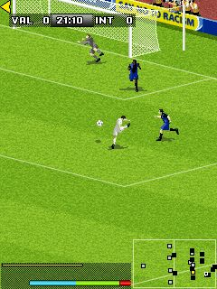 Download free mobile game: FIFA 2008 - download free games for mobile phone.