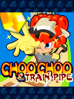 Choo Choo Train Pipe