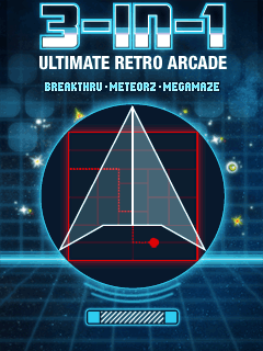 3-in-1 Ultimate Retro Arcade