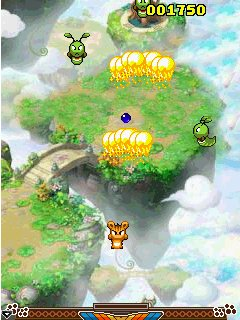 Download free mobile game: Time and Space Through the Panda War - download free games for mobile phone.