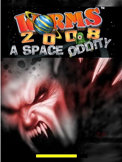 Download free Worms 2008: A space oddity - java game for mobile phone. Download Worms 2008: A space oddity