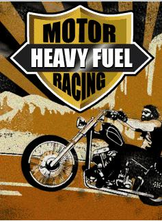 Motor Heavy Fuel Racing