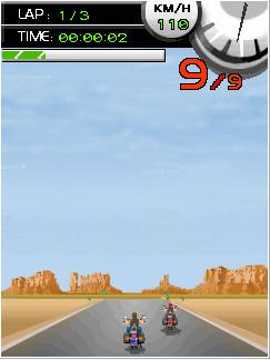 Download free game for mobile phone: Motor Heavy Fuel Racing - download mobile games for free.