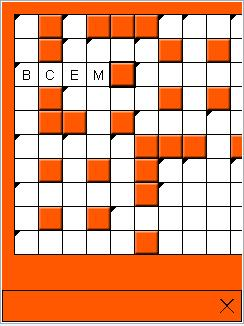 Download free game for mobile phone: M-crosswords - download mobile games for free.