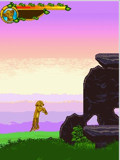 Download free mobile game: The Lion King - download free games for mobile phone.