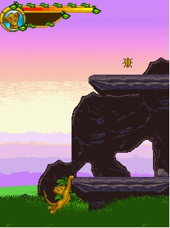 Download free game for mobile phone: The Lion King - download mobile games for free.