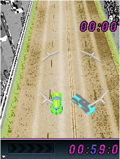 Jeu mobile C.O.U.R.S.E 2 : le Tunning Fou - captures d'écran. Gameplay R.U.S.H 2 Crazy Tuning.
