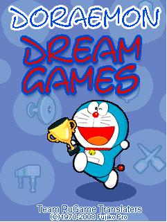 Doraemon: A Dream Games