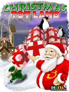 Christmas Toy Land