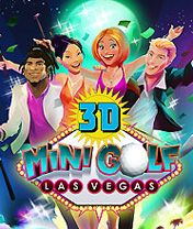 3D Mini Golf: Las Vegas