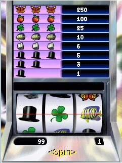 Download free game for mobile phone: Slot Machine - download mobile games for free.