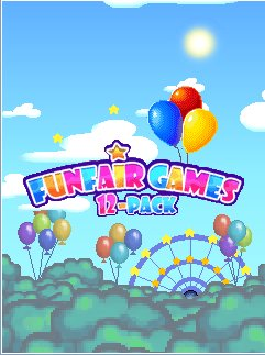 Funfair Games 12-Pack