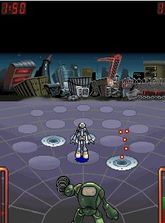 Download free mobile game: MTV Robobouncer - download free games for mobile phone.
