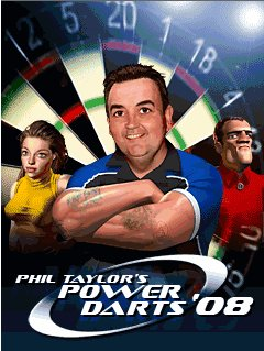 Phil Taylors Power Darts 08