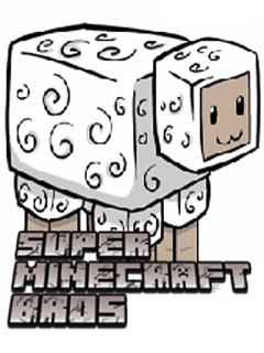 Super Minecraft Bros (mod) - java game for mobile  Super Minecraft