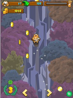 Download free mobile game: Giga Jump - download free games for mobile phone.