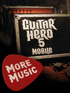 Guitar Hero 5 Mobile: More Music