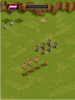 Jeu mobile Les Champs de Bataille de l'Europe - captures d'écran. Gameplay Battlefield Europe.
