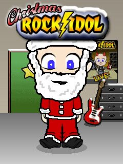 Christmas Rock Idol