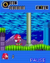 Download free game for mobile phone: Knuckles The Hedgehog Part 1 - download mobile games for free.