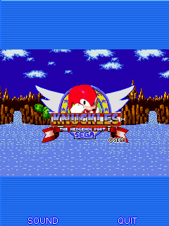 Knuckles The Hedgehog Part 2