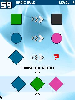 Mobile game Brain Challenge - screenshots. Gameplay Brain Challenge.