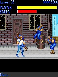 Download free mobile game: Final Fight - download free games for mobile phone.
