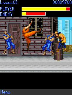 Download free game for mobile phone: Final Fight - download mobile games for free.