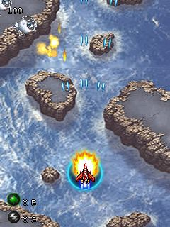 Download free mobile game: Fatal Bombing: Real 3D Aerial Combat - download free games for mobile phone.