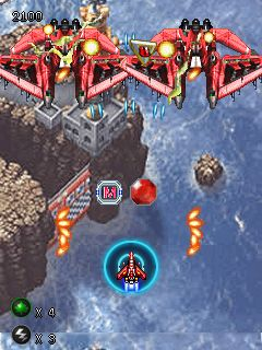Mobile game Fatal Bombing: Real 3D Aerial Combat - screenshots. Gameplay Fatal Bombing: Real 3D Aerial Combat.