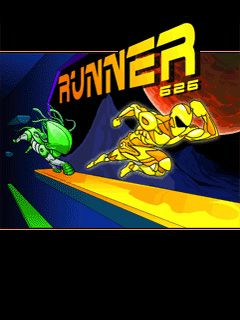 Runner 626 - java game for mobile  Runner 626 free download