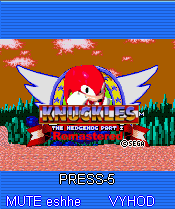 Knuckles The Hedgehog Part 2: Remastered