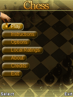 Download free mobile game: Chess Online - download free games for mobile phone.