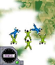 Mobile game 20000ft and falling! - screenshots. Gameplay 20000ft and falling!.