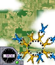 Download free game for mobile phone: 20000ft and falling! - download mobile games for free.