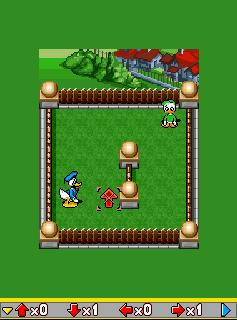 Mobile game Donald Duck's Quest Deluxe - screenshots. Gameplay Donald Duck's Quest Deluxe.