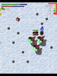 Jeu mobile La Guerre 2: l'Opération ''le Nord'' - captures d'écran. Gameplay WARFARE 2: Operation.