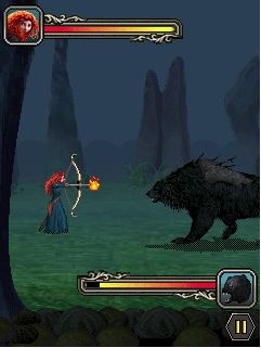 Mobile game Brave - screenshots. Gameplay Brave.