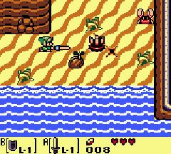 Mobile game Zelda: Link's Awakening - screenshots. Gameplay Zelda: Link's Awakening.