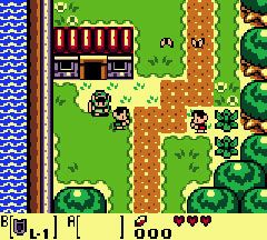 Download free mobile game: Zelda: Link's Awakening - download free games for mobile phone.
