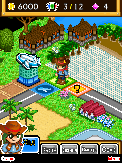 Mobile game Resort Tycoon - screenshots. Gameplay Resort Tycoon.