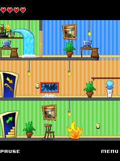 Download free game for mobile phone: Goozers Fire Frenzy - download mobile games for free.