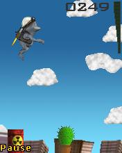 Download free game for mobile phone: Crazy Frog - download mobile games for free.
