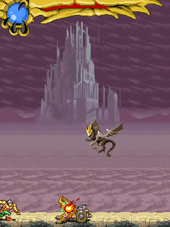 Jeu mobile Grolak L'Halaine du Mal - captures d'écran. Gameplay Grolak The Breath Evil.