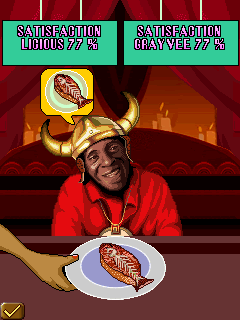 Mobile game Flavor of Love - screenshots. Gameplay Flavor of Love.