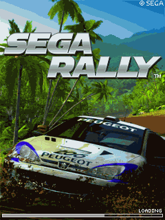 Download free SEGA Rally 3D - java game for mobile phone. Download SEGA Rally 3D
