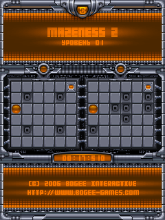 Download free game for mobile phone: Mazeness 2 - download mobile games for free.