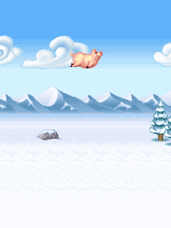 Download free game for mobile phone: Viking winter games 1005 - download mobile games for free.