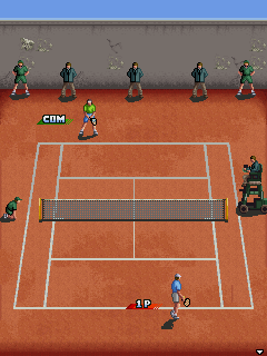 Download free mobile game: Wimbledon 2006 - download free games for mobile phone.